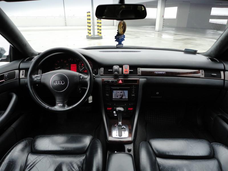 Przeglądasz: Audi S6 4.2 V8 340KM quattro 2001 r.