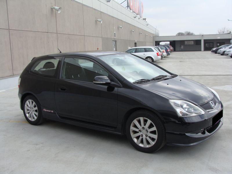 Przeglądasz: Honda Civic 1.6 Vtec Sport 2004 r. czarna