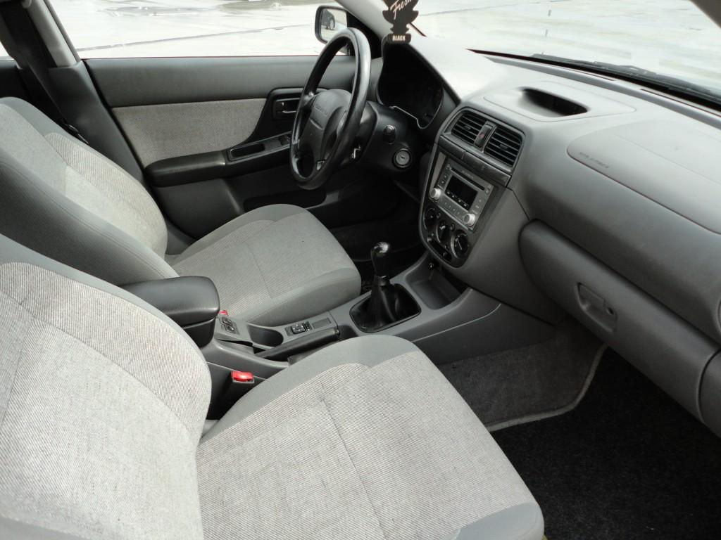 Przeglądasz: Subaru Impreza 4x4 2004 r.
