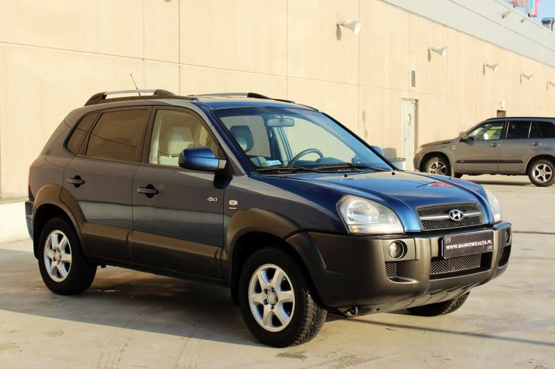 Przeglądasz: Hyundai Tucson Elegance + 2005 r