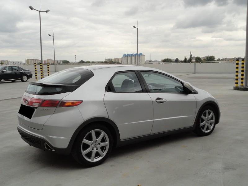Przeglądasz: Honda Civic Vtec 2006 r.