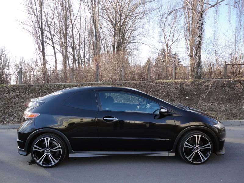 Przeglądasz: Honda Civic S-type Plus 2007 r.