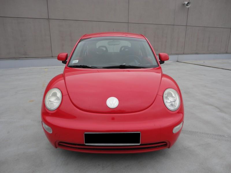 Przeglądasz: VW NEW BEETLE 1999 r.