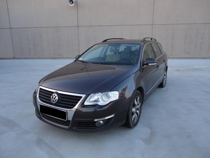 Przeglądasz: VW Passat 2.0 TDI 2008 r.