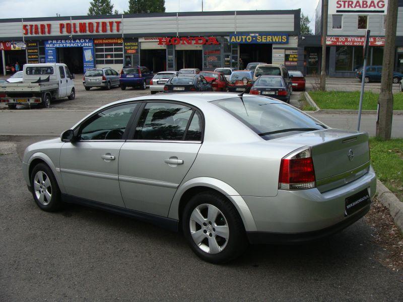 Przeglądasz: Opel Vectra 1.8 16V 2004 r.