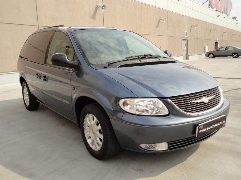 Przeglądasz: Chrysler Voyager LX 7 osobowy 2001 r.