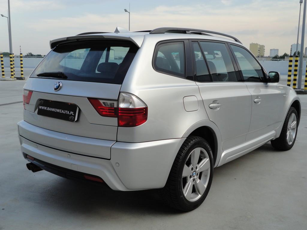 Przeglądasz: BMW X3 3.0SD 4x4 M-Pakiet 2007r.