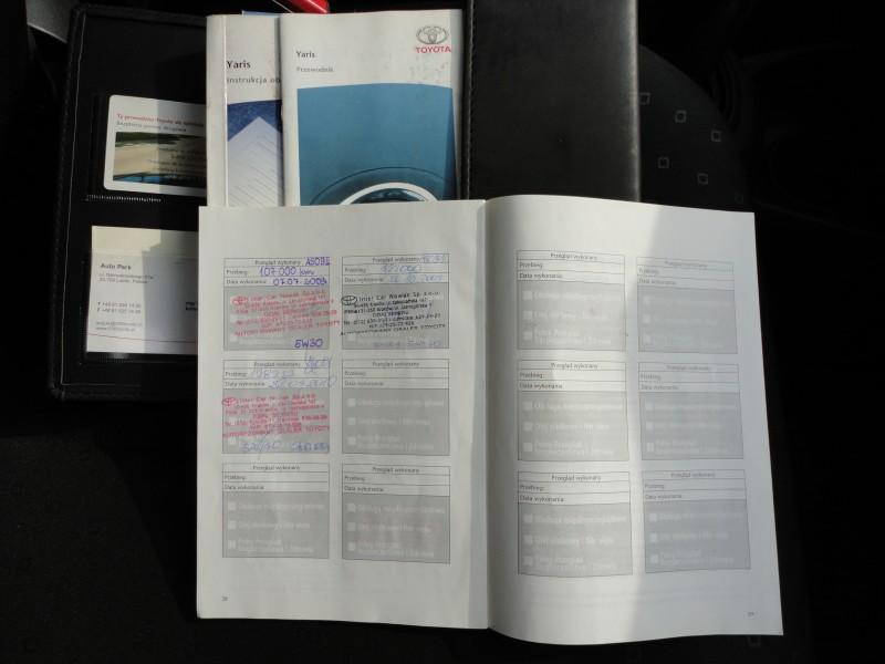 Przeglądasz: Toyota Yaris 1.4 D-4d 2006 r.