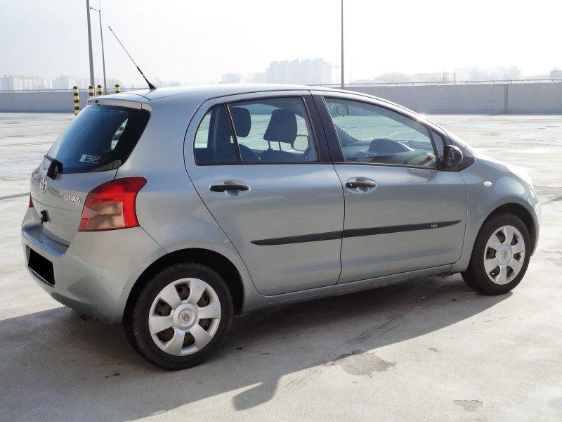 Przeglądasz: Toyota Yaris 1.0b 2006 r.