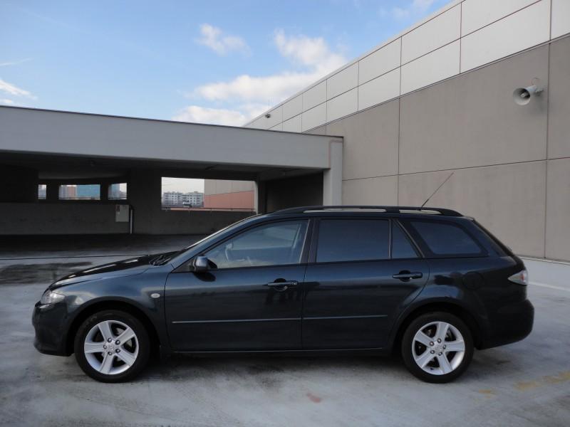 Przeglądasz: Mazda 6 2005 r. kombi