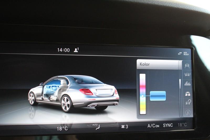 Przeglądasz: Mercedes-Benz E220 AMG 2016 r. VAT 23%