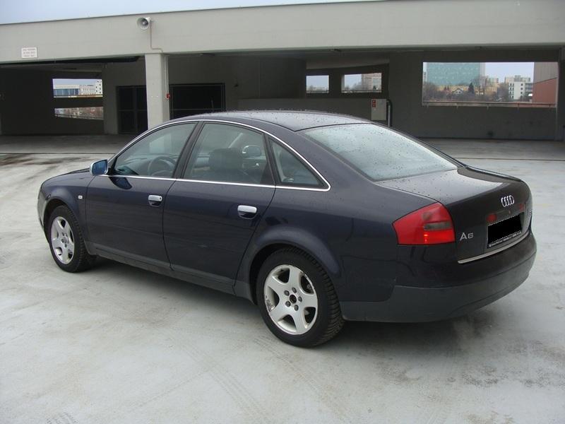 Przeglądasz: Audi A6 2.8 quattro 1999 r.
