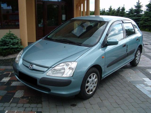 Przeglądasz: Honda Civic  5d  2002 r.
