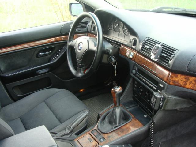 Przeglądasz: BMW 5 2.0 1999 r.