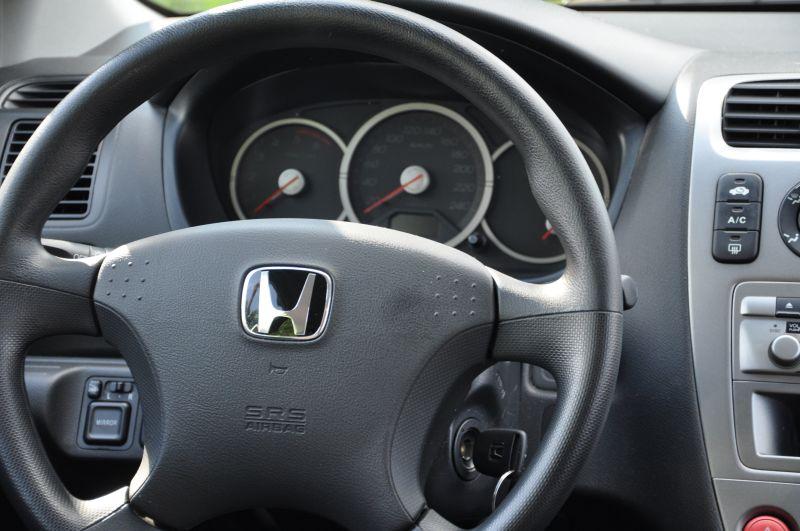 Przeglądasz: Honda Civic 1.7 CDTi 2005 r. seledynowa