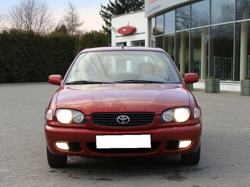 Przeglądasz: Toyota Corolla 1.6 VVti  2001 r.