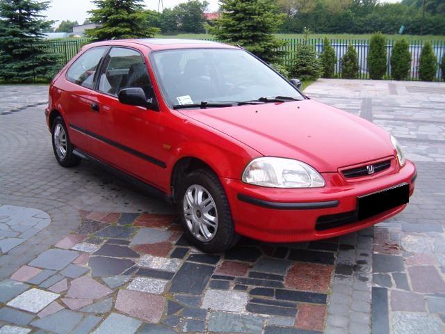 Przeglądasz: Honda Civic 1.4 16V 1996 r.