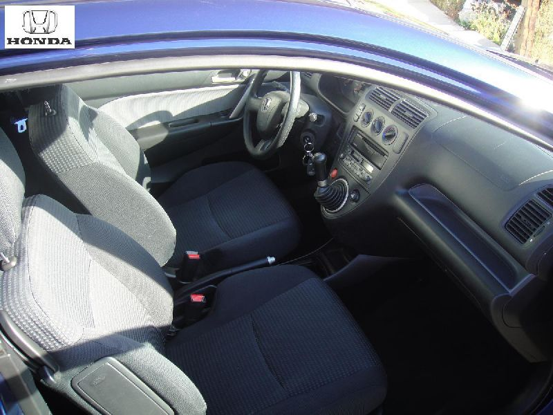 Przeglądasz: Honda Civic Vtec 2002 r. granatowa