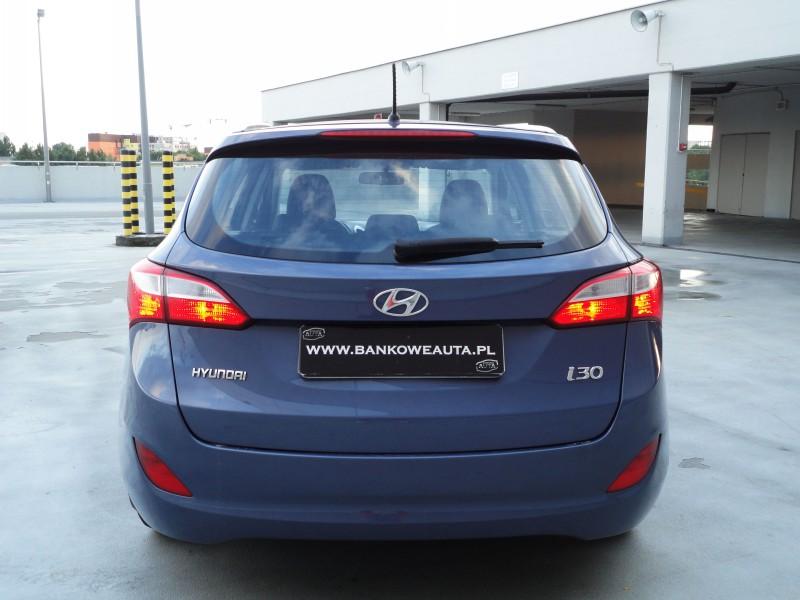 Przeglądasz: Hyundai i30 1.6 CRDi 2013 r. VAT 23%