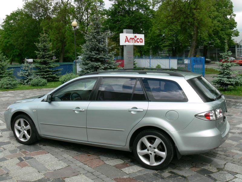 Przeglądasz: Mazda 6  1.8  2002 r. NAWIGACJA