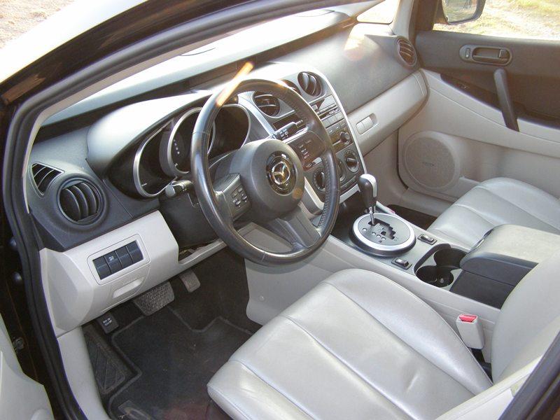 Przeglądasz: Mazda CX 7 2007 r.