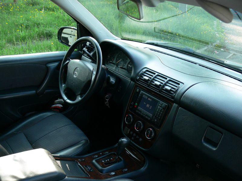 Przeglądasz: Mercedes ML 320 2003 r.