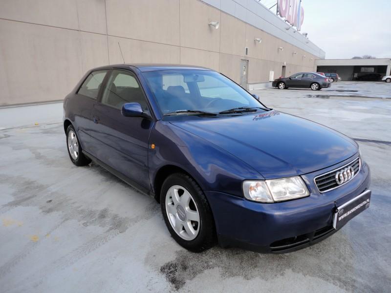 Przeglądasz: Audi A3 1.6 16V 1999 r.