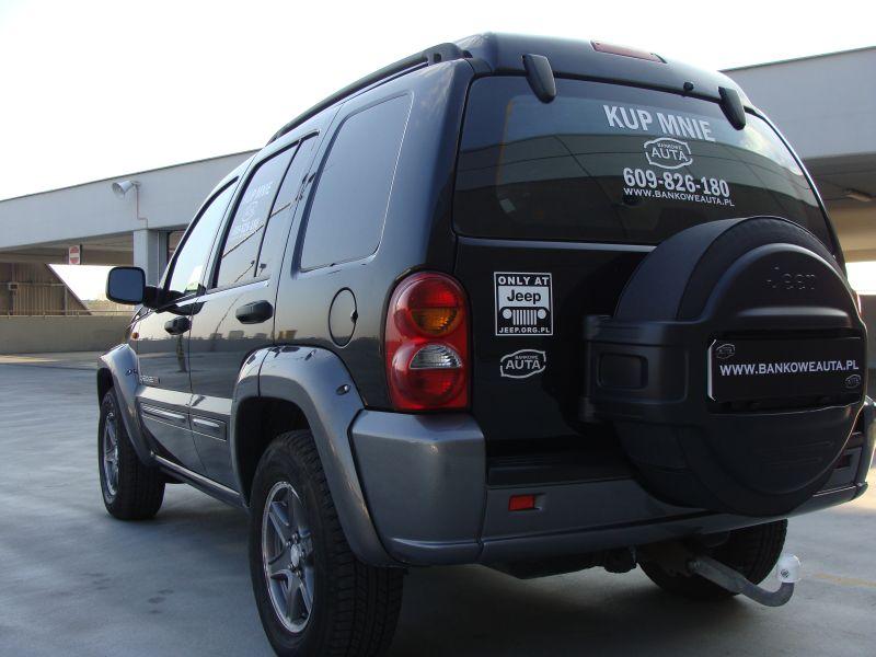 Przeglądasz: Jeep Cherokee 2.8 CRD 2003 r.