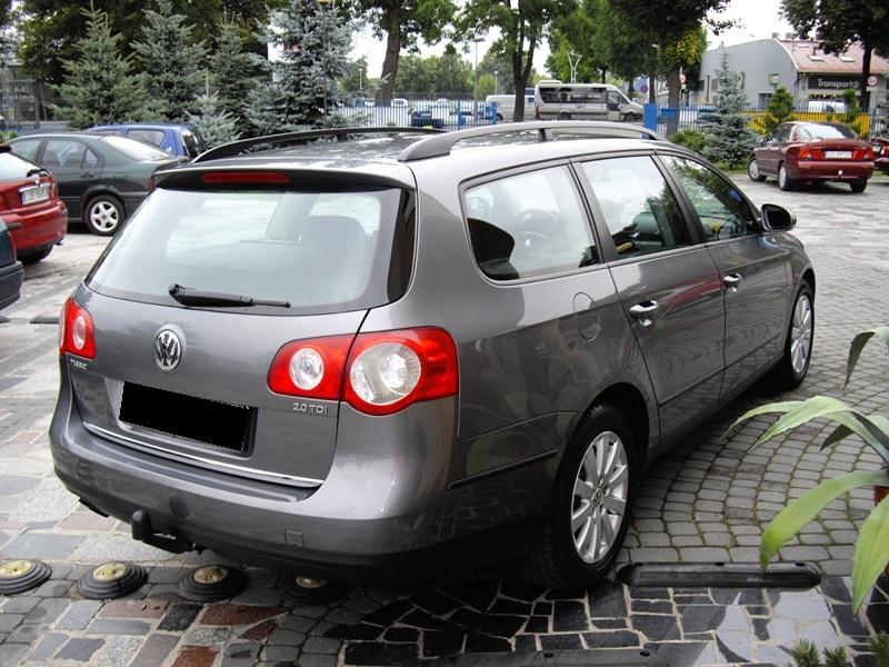 Przeglądasz: VW Passat 2.0 TDI  2006 r.