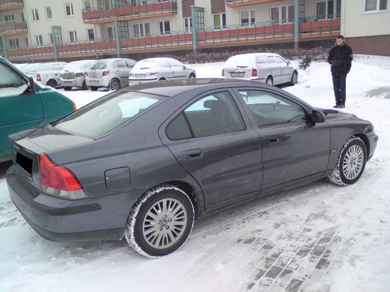 Przeglądasz: Volvo S60 2.4 D5  2003 r. grafitowe