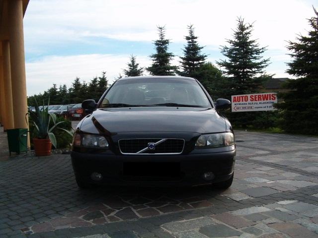 Przeglądasz: Volvo S60 2.4 D5  2002 r.