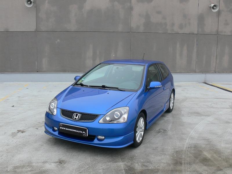Przeglądasz: Honda Civic Vtec SPORT 2004 r.