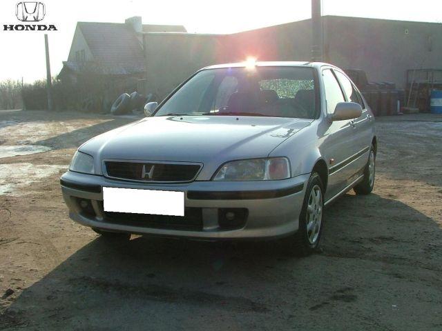 Przeglądasz: Honda Civic Vtec 2000 r.  srebrna