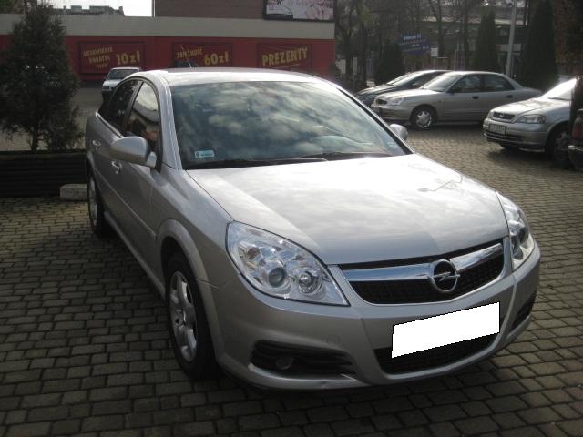 Przeglądasz: Opel Vectra 1.9 CDTI  GTS 2008 r.