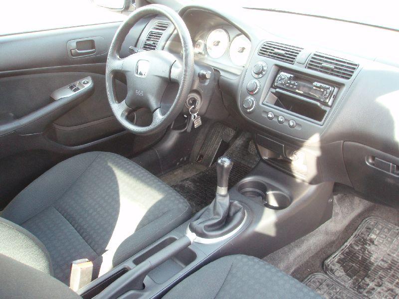 Przeglądasz: Honda Civic Coupe Vtec 2002 r.