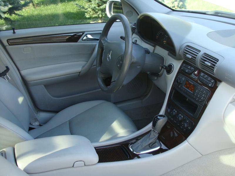 Przeglądasz: Mercedes C 240 4 MATIC 2004 r.