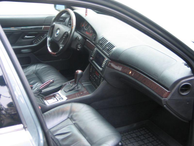 Przeglądasz: BMW 530d 2003 r.