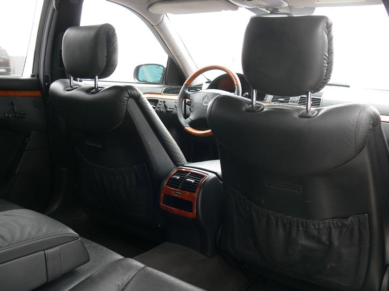Przeglądasz: Mercedes S klasa LONG 4.0 CDI  PNEUMATYKA 2001 r.