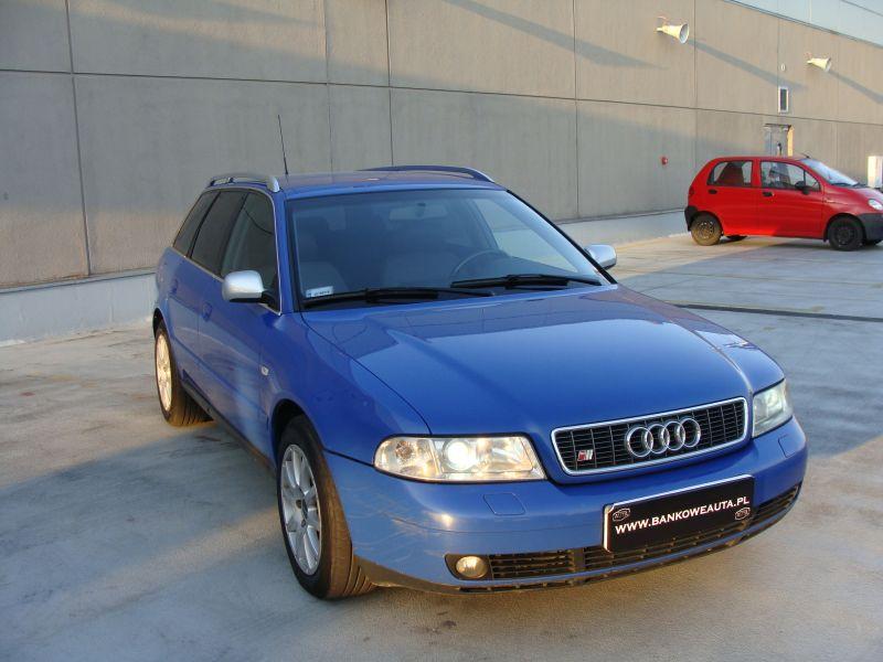 Przeglądasz: Audi A4 1999 r. kombi