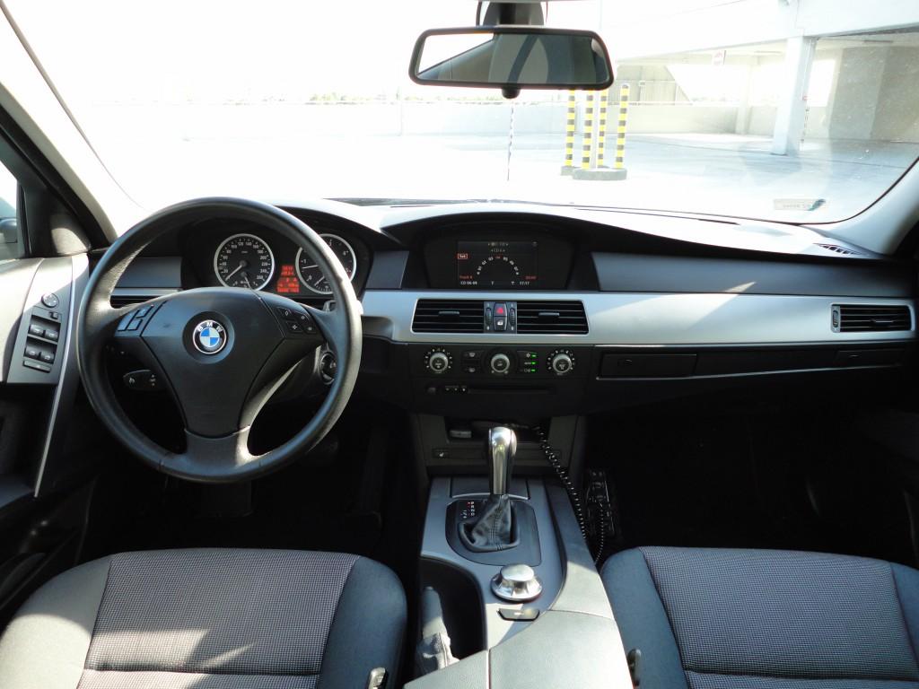 Przeglądasz: BMW 525 d 2004 r.
