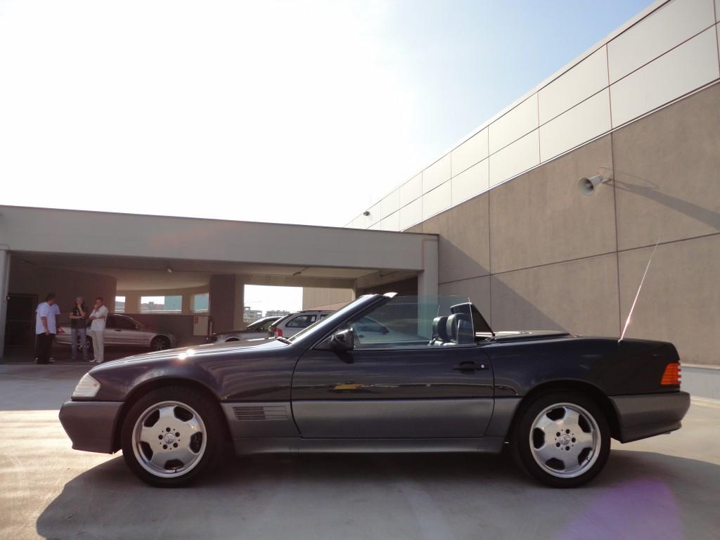 Przeglądasz: Mercedes SL500 1995 r.