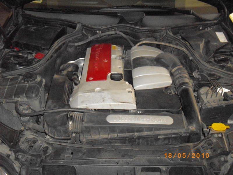 Przeglądasz: Mercedes C 200 KOMPRESSOR 2000 r.