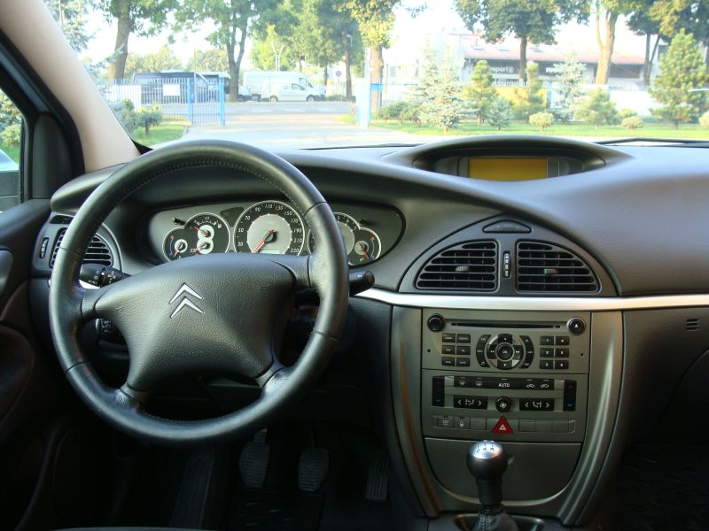Przeglądasz: Citroen C5 HDI 2007 r.