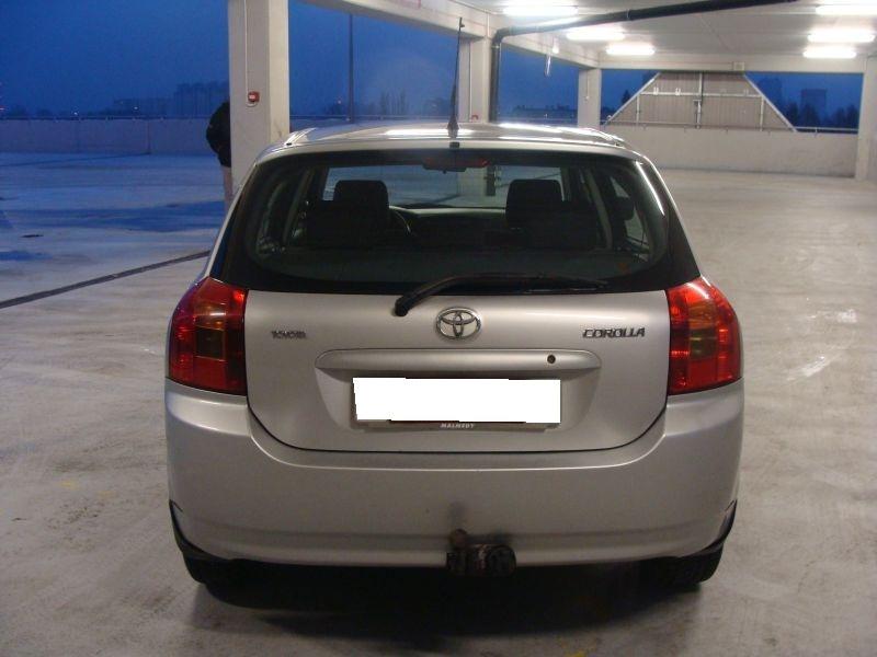 Przeglądasz: Toyota Corolla 2.0 D4-D 2002 r.