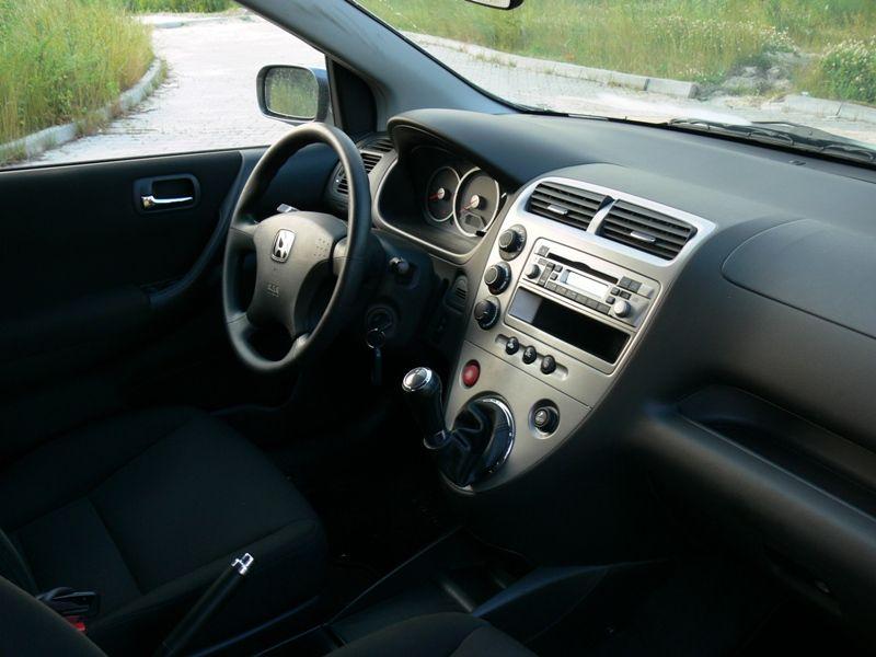 Przeglądasz: Honda Civic 1.7 CTDI 5d  2004 r.