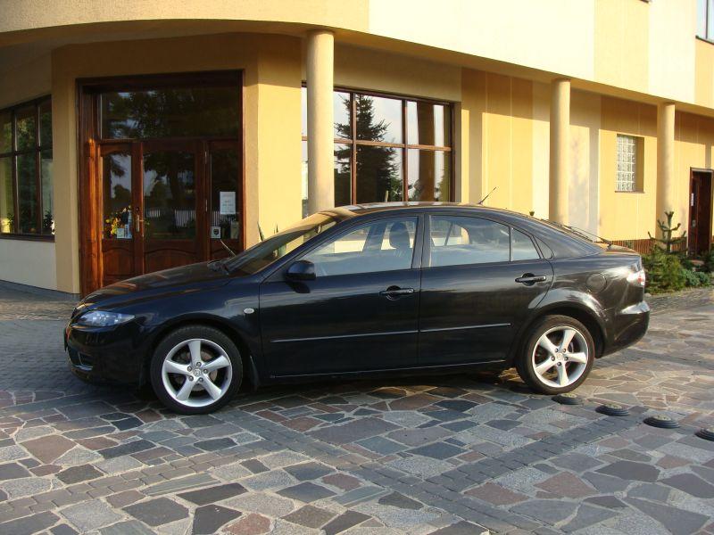 Przeglądasz: Mazda 6 diesel 2006 r. czarna
