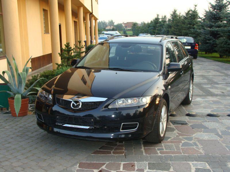 Przeglądasz: Mazda 6 2007 r. czarna