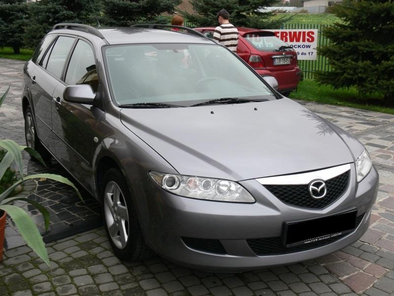 Przeglądasz: Mazda 6 2.0 2005 r. kombi