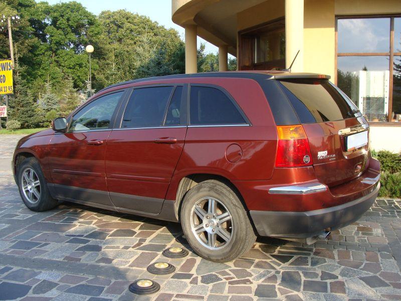 Przeglądasz: Chrysler Pacifica 6 osobowy 2007 r.