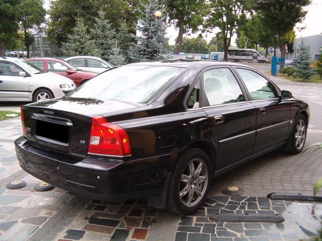 Przeglądasz: Volvo S80 2.4 D5  2005 r. Black Edition